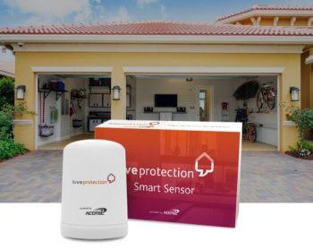Internet of Things sicurezza casa Smart Sensor Live protection