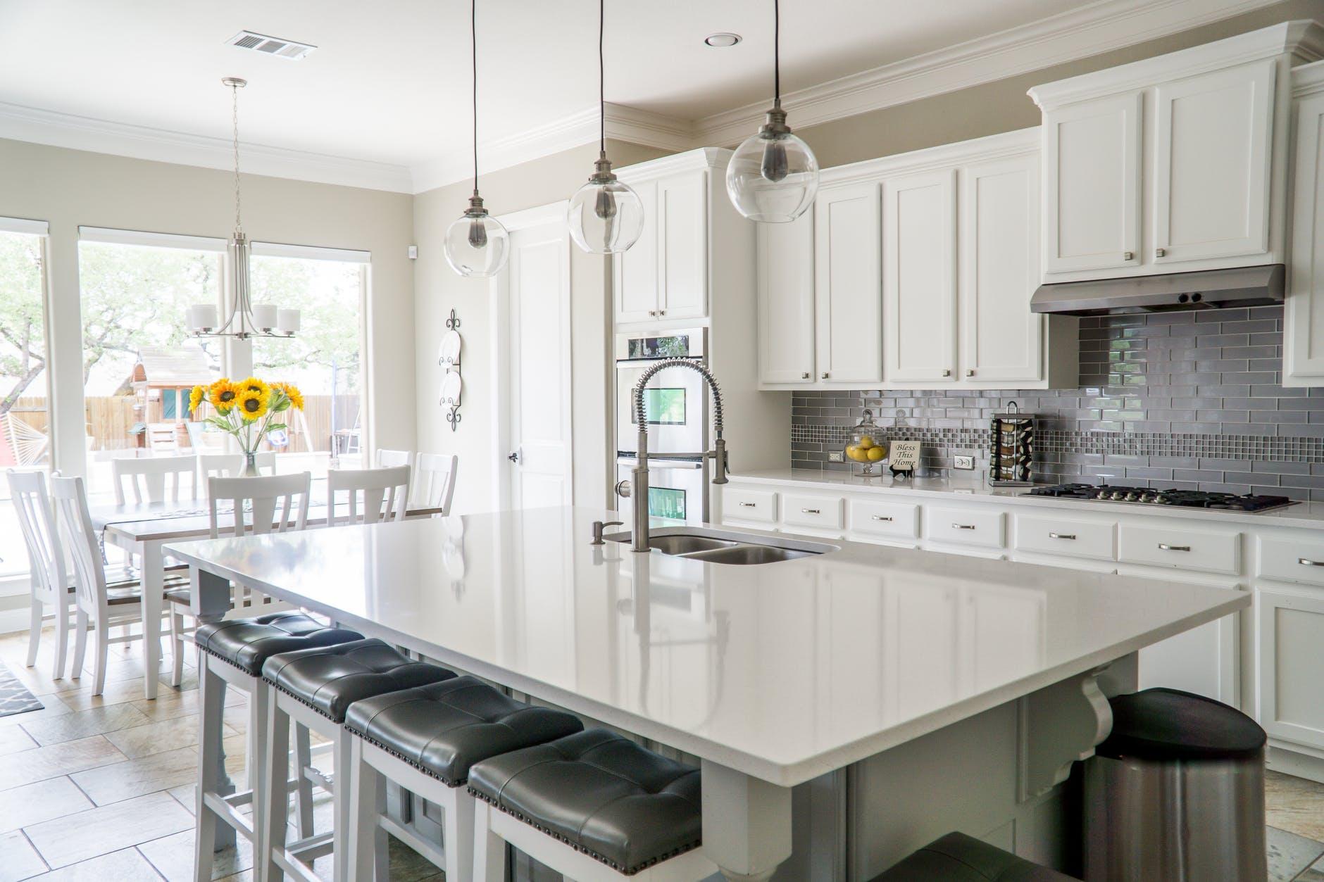 cappa da cucina a incasso di design