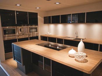 luci led per casa: in cucina