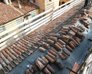 come si fa la ripartizione spese condominiali per il tetto