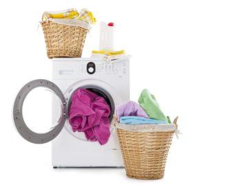 preferire i lavaggi in lavatrice a 30 gradi