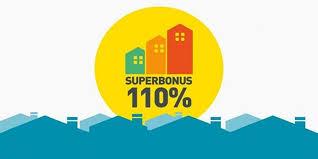 grafica del superbonus 110% legge n.77