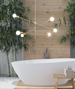 lampadari moderni dal design contemporaneo