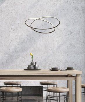 lampadari moderni di design contemporaneo